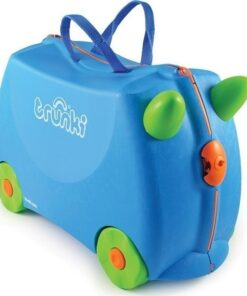 TRUNKI Παιδική Βαλίτσα Ταξιδιού Terrance Blue