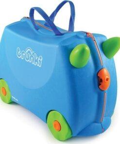 TRUNKI Παιδική Βαλίτσα Ταξιδιού Terrance Blue