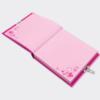 Σημειωματάριο με κλειδαριά Little Ballerina