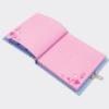 Σημειωματάριο με κλειδαριά Μονόκερος