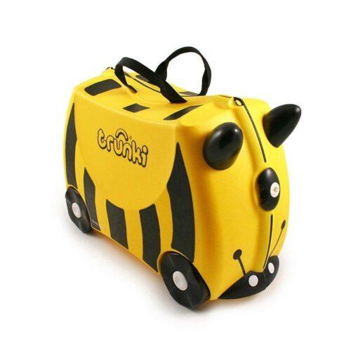 TRUNKI Bernard The Bee Παιδική Βαλίτσα Ταξιδιού