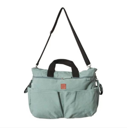 Τσάντα αλλαξιέρα πράσινη της buddy and hope