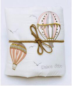 Παιδικό Πάπλωμα Hot Air Balloon Pink XL