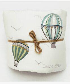 Παιδικό Πάπλωμα Hot Air Balloon Πράσινο XL