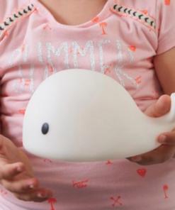 FLOW Φωτιστικό νυχτός Φάλαινα Moby 15 εκ