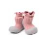 Βρεφικά ανατομικά παπούτσια Attipas Pom Pom Pink
