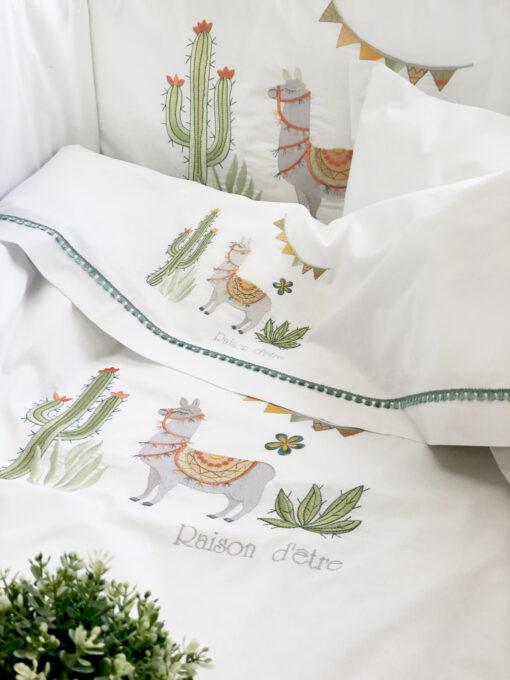 Σεντόνια βρεφικου κρεβατιου