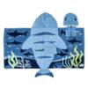 Stephen Joseph Παιδική πετσέτα με κουκούλα καρχαρίας