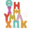 Svoora Παίζω με τα Γράμματα Ελληνικό Ξύλινο Αλφάβητο και 50 Κάρτες