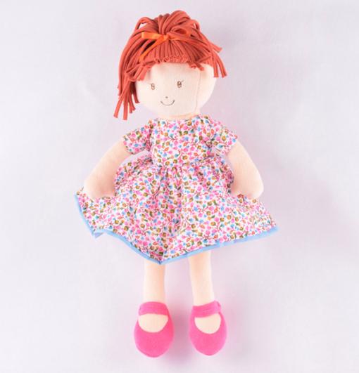 bonikka Πάνινη κούκλα Emmy Lu