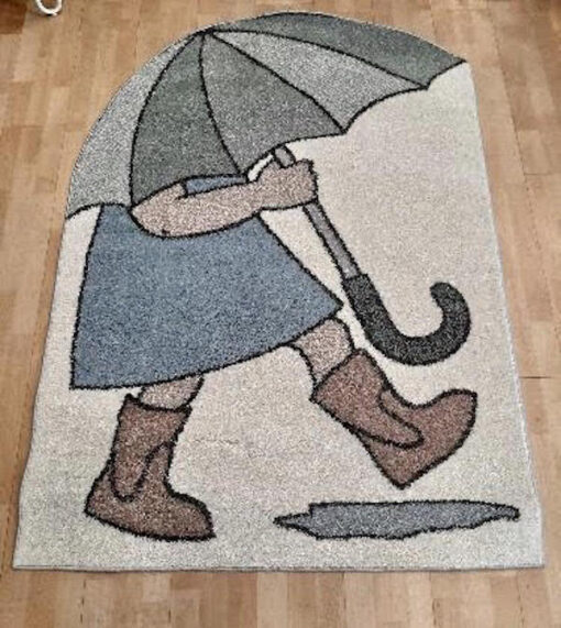 παιδικό χαλί ομπρέλα