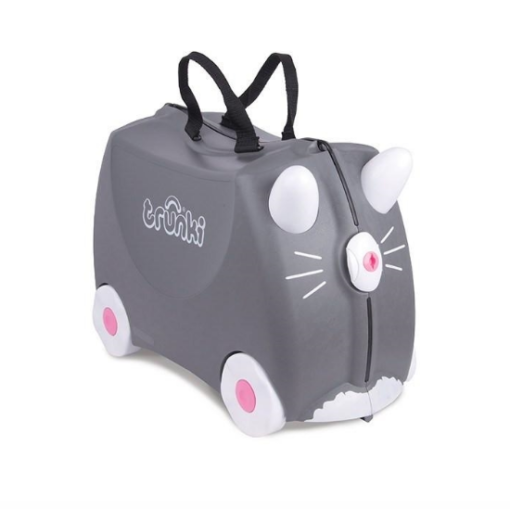 Trunki Benny The Cat Παιδική Βαλίτσα Ταξιδιού