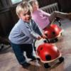Wheelybug τρεχαλίτσα πασχαλίτσα 1-3 ετών