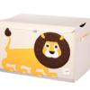 3 sprouts κουτί για παιχνίδια με καπάκι Λιοντάρι