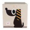 3 sprouts τετράγωνο καλάθι για τα παιχνίδια Σκυλάκι