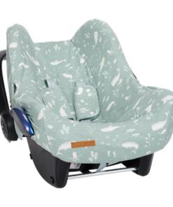 Little Dutch Κάλυμμα για κάθισμα αυτοκινήτου 0+ Ocean mint