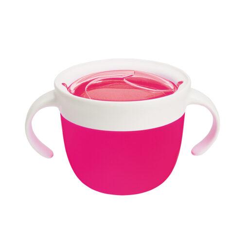 Munchkin Snack Catcher μπωλακι ροζ