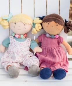 Bonikka Κούκλα Mandy με Κολιέ