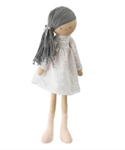 Bonikka Πάνινη Κούκλα Megan 50εκ.