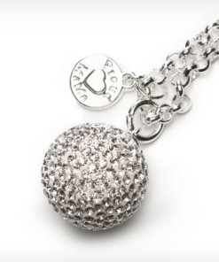 Proud Mama κόσμημα εγκυμοσύνης Jasseron Crystal New
