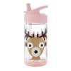 3 SPROUTS παιδικό παγούρι με καλαμάκι Deer