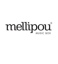 "MELLIPOU. Μόμπιλε κρεβατιού Alanis με μελωδία ""Someone like you"""