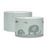 LITTLE DUTCH Φωτιστικό οροφής Silhouette Zoo Mint