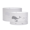 LITTLE DUTCH Φωτιστικό Οροφής Silhouette Ocean White