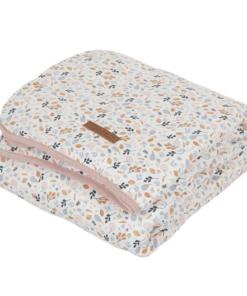 Little Dutch Κουβέρτα Κούνιας Spring Flowers 110x140