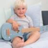 Little Dutch Ξύλινη Κιθάρα Adventure Blue