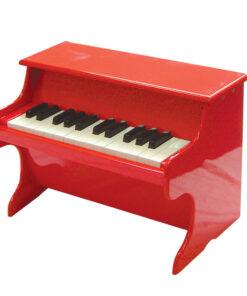 Svoora Πιάνο ξύλινο κόκκινο 2 οκτάβες 25 νότες