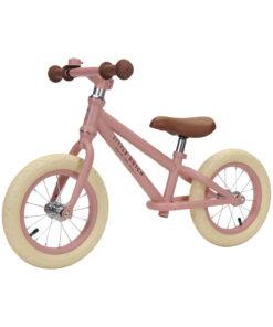 LITTLE DUTCH Μεταλλικό ποδήλατο ισορροπίας ροζ