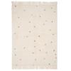 LITTLE DUTCH Παιδικό Χαλί δωματίου Dot Pure Natural/Olive 120X170