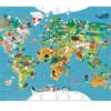 Haba Παζλ Παγκόσμιος χάρτης