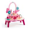 Djeco Ξύλινο παιχνίδι ρόλων Τουαλέτα ομορφιάς ροζ