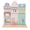 LITTLE DUTCH Ξύλινο παιχνίδι δεξιότητας & σύνθεσης Adventure Pink