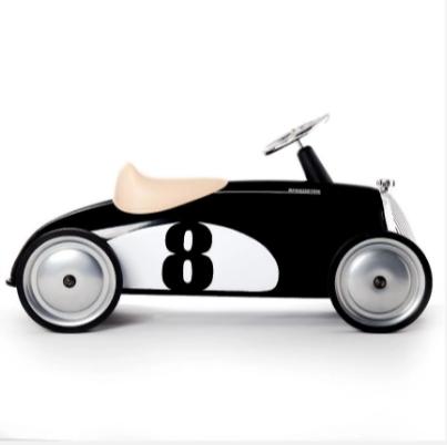 Baghera Rider Μαύρο