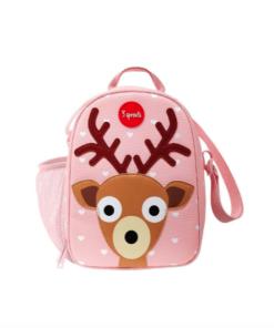 3 Sprouts Ισοθερμική τσάντα Deer
