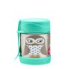 3 Sprouts ανοξείδωτο θερμός φαγητού Owl