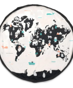 PLAY&GO Στρώμα παιχνιδιού τσάντα 2 σε 1 Worldmap