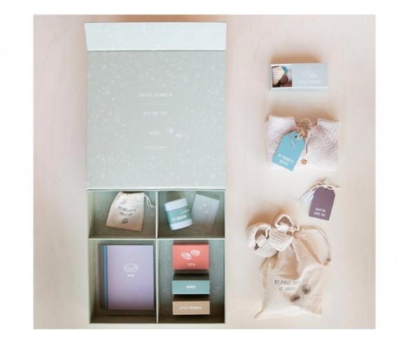 Little Dutch κουτί αναμνήσεων δώρο για νεογέννητο μωρό