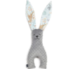 La Millou κουκλάκι παρηγοριάς SMALL BUNNY DUNDEE & FRIENDS BLUE GREY