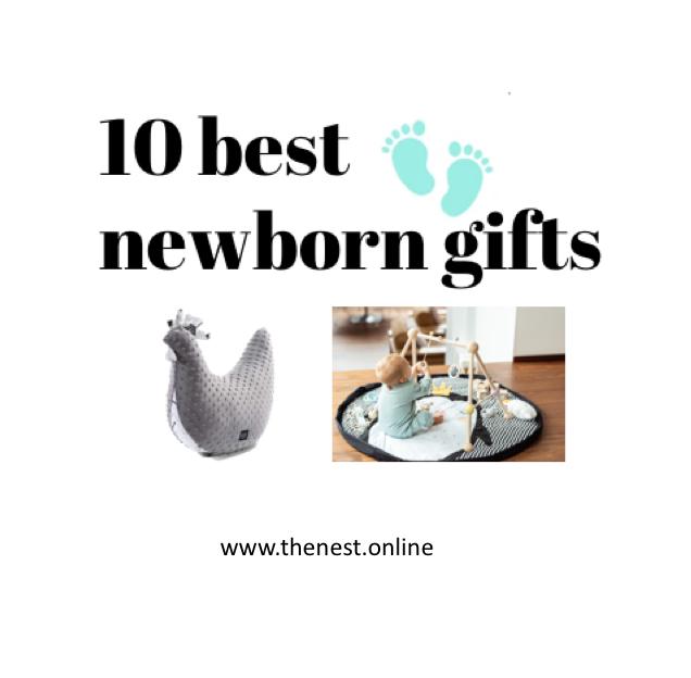 10 Δώρα για νεογέννητα που θα εντυπωσιάσουν