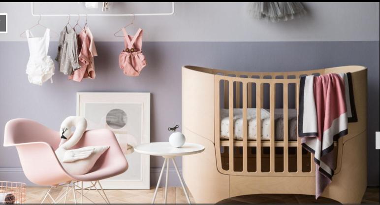 Παιδικό δωμάτιο με χρώματα και φαντασία!