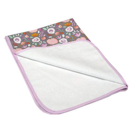 Αδιάβροχη φορητή αλλαξιέρα μωρού Easy Peachy