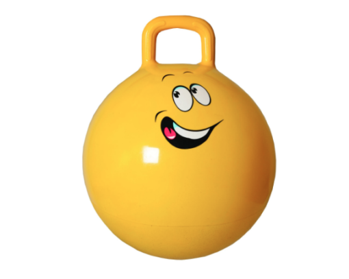 GERARDOS JUMPY Fun Ball 45 εκ κίτρινο