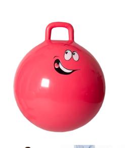 GERARDOS JUMPY Fun Ball 45 εκ ροζ