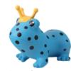 GERARDOS JUMPY Φουσκωτά ζωάκια Βάτραχος μπλε