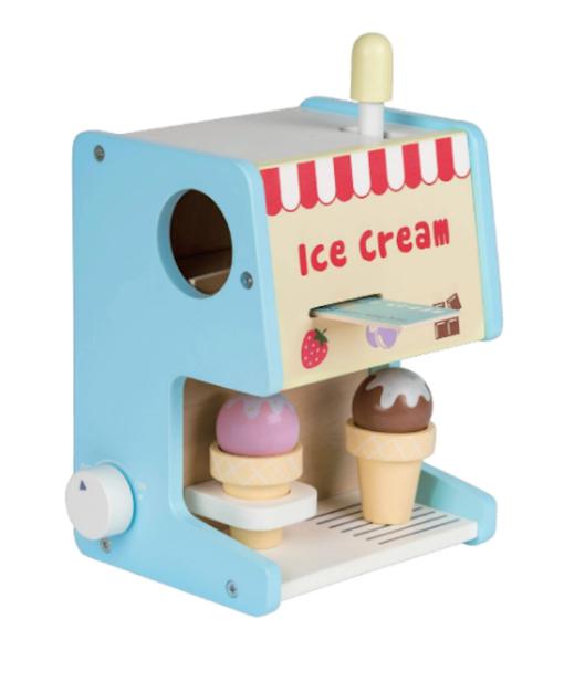 GERARDOS Ξύλινη μηχανή παγωτού