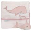 LITTLE DUTCH Υφασμάτινο βιβλιαράκι δραστηριοτήτων Ocean Pink